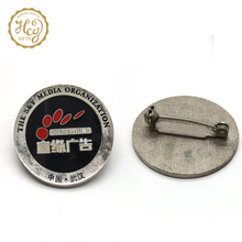 1mm-2mm Promotional gifts printing metal pin badge maker