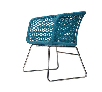 LIGO high quality and best price for cheap used metal folding chairs outdoor acapulco chair