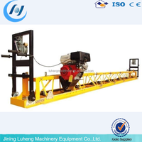 Manufacture supply Vibratory truss screed concrete smoother - LUHENG