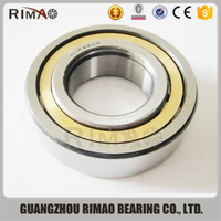 NUP208EM cylindrical roller bearings NUP2208 Roller bearings manufacturers
