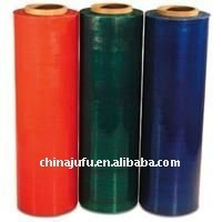 PE colored stretch film