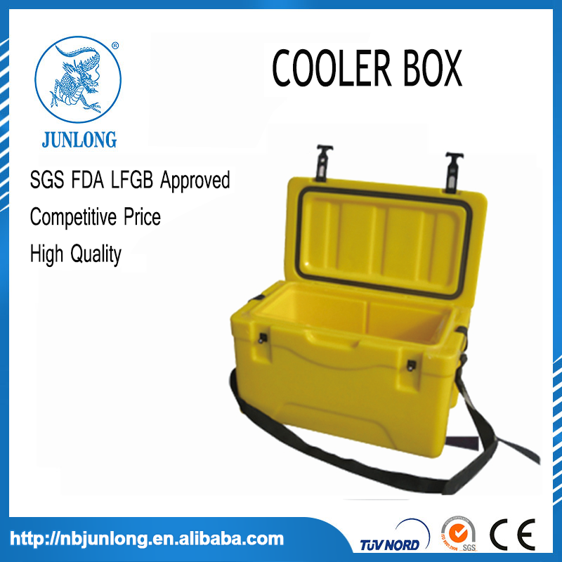 Wholesale Competitive Price Customized Plastic Roto ice chest rotomolded cooler box