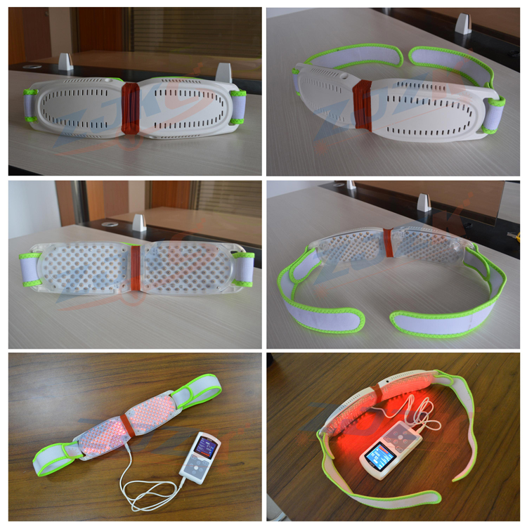 Portable Low Level Laser Therapy for Back Pain