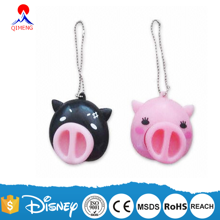 Tpr Rubber Materia Sticky Water Balls Toy Pig