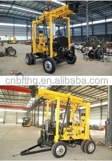 drill rig manufacturer! MT-3 300-600m heavy duty drilling machine