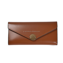 Fashion 2017 Retro Women Purse Girls Long Wallet Credit Card Holder Leather Womens Wallet