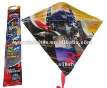 single line diamond kite