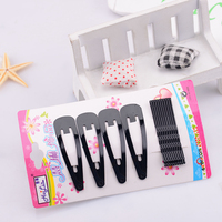 HL-0051-1 Fashion Hairpin Combined Metal Hairclip Gift Chinese Hair Accessories