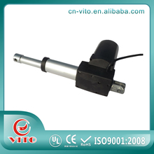 Convenient mini linear actuator for door opener