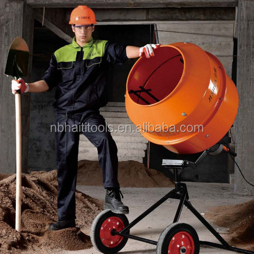 Electric Cement Mixers With Stand 230L/450W