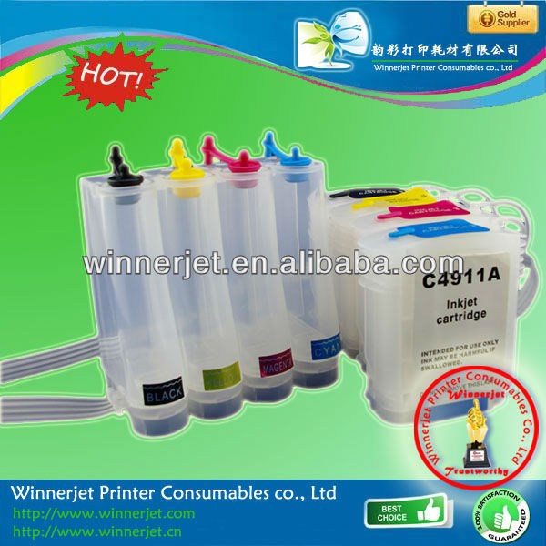 continuous ink supply system for HP 10/11 Business Jet 1000 1100 1200 K850 K850DN
