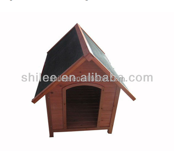 Unique china warm dog wooden house