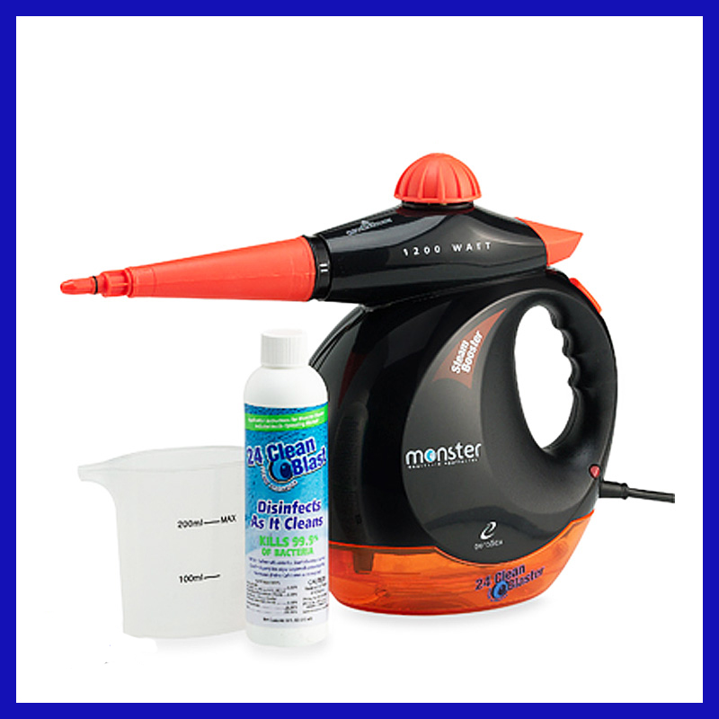 as seen on tv MONSTER steam cleaner