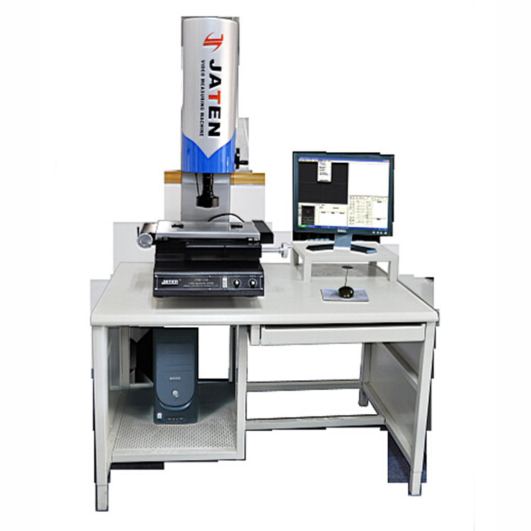 Made in China metrology software 2d manual video measuring system With Long-term Service