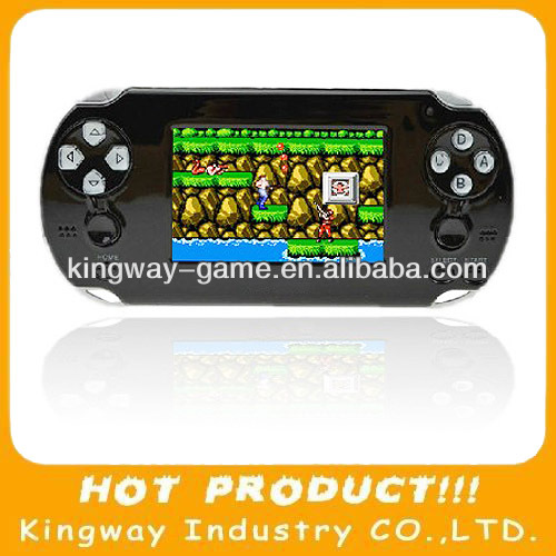 "4.3"" Touch Android intelligent video games player and Wi-fi console"