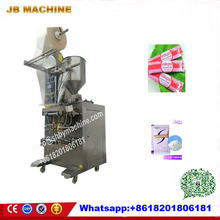 2017 JB-150F small washing powder/herbal power/milk powder packing machine