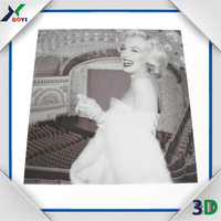hot picture 3d pictures, 3D picture back with sticker