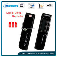 personal digital voice recorder ,HL-241, mp3/wav recording