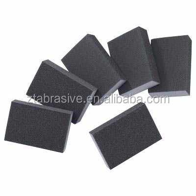 Magic Cleaning Sponge Waterproof Net Sanding Sponge Use for Kitchen