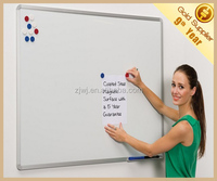 China Wholesale school supplies sheet metal magnetic whiteboard 45x60cm