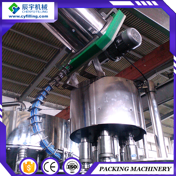 Good Construction bottled purified drinking production line purified mineral water filling machine price