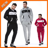 Custom mens tracksuit design your own tracksuit offer sample fast lead time