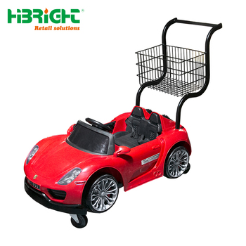 Mini Supermarket Child Size Shopping Cart