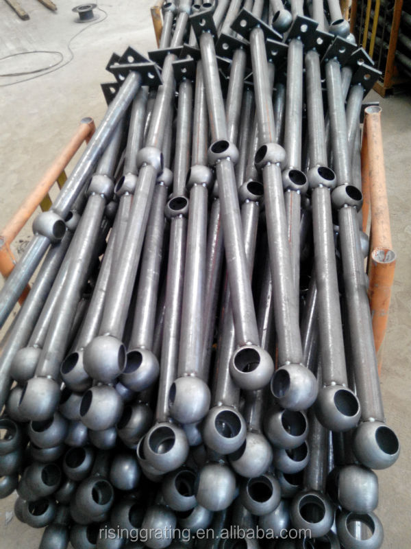 High Strength Mild Steel Industry Ball Joint Handrail