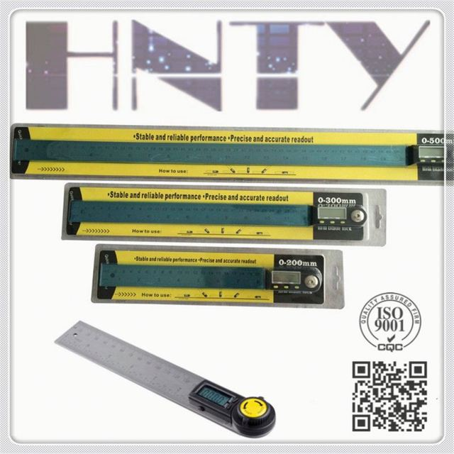 10CM solar ruler calculator with magnifier