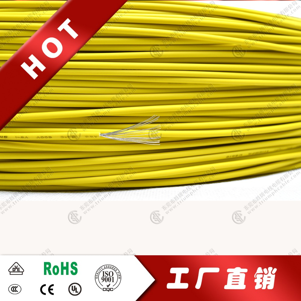 UL10368 xlpe Low smoke halogen free electric copper wire cable