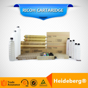 Factory Sales,Compatible 8135 toner powder for Ricoh MP1350