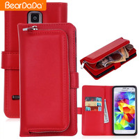 2017 New arrival leather case for iphone 7