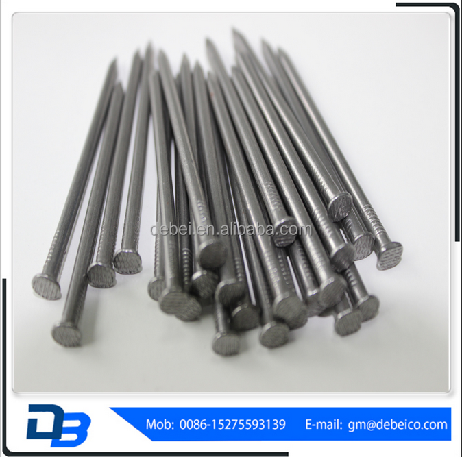 Chinese ISO certificate Common iron wire Nail for construction with Chinese ISO certificate