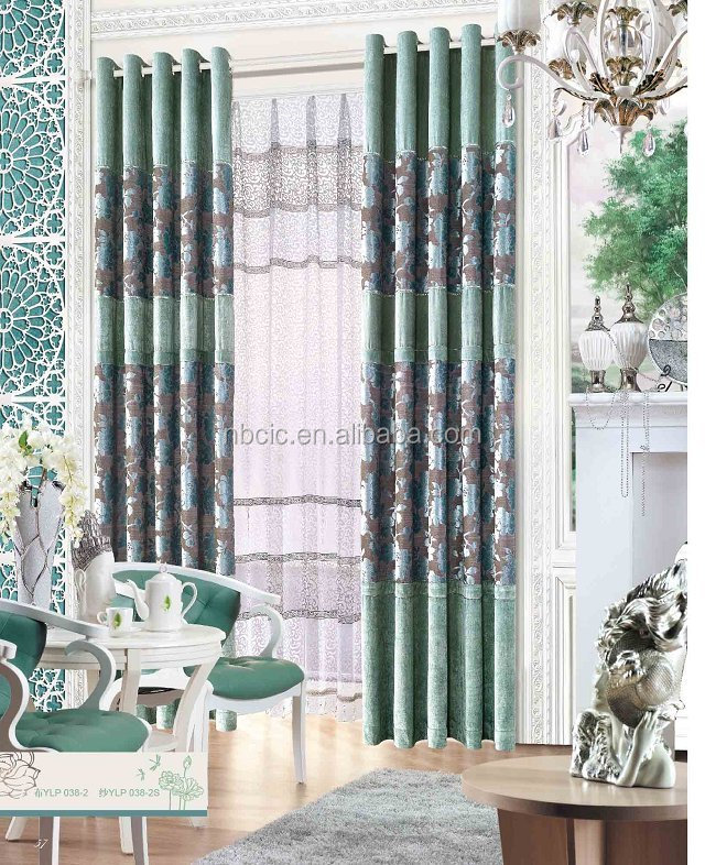 high quality electric curtain