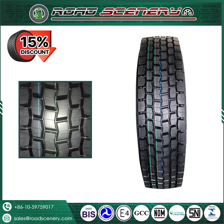 HS103 All Steel Truck Tire 315/80R22.5 for all wheel position