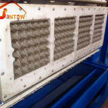 High efficiency automatic disposable plastic egg tray making machine