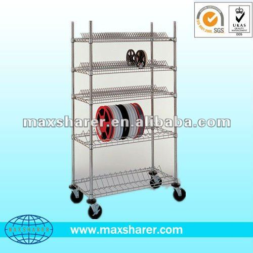 SMT reel storage rack