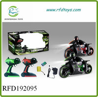 Hot sale kid funny mini remote control motor rc toy motorcycle