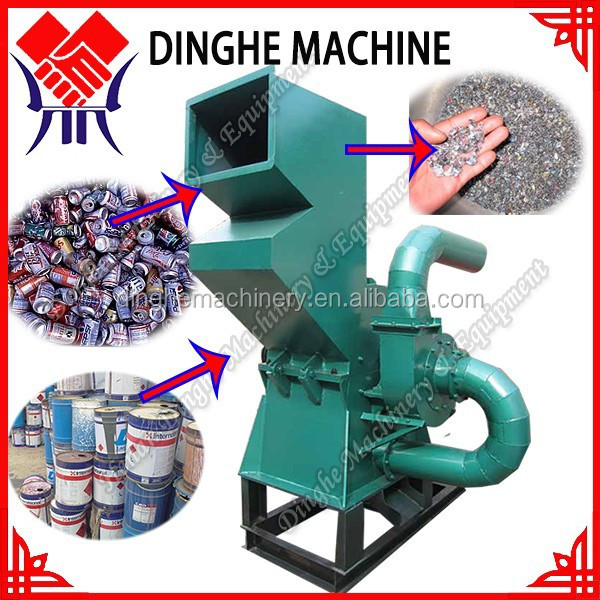 Top quality scrap metal shredder for sale