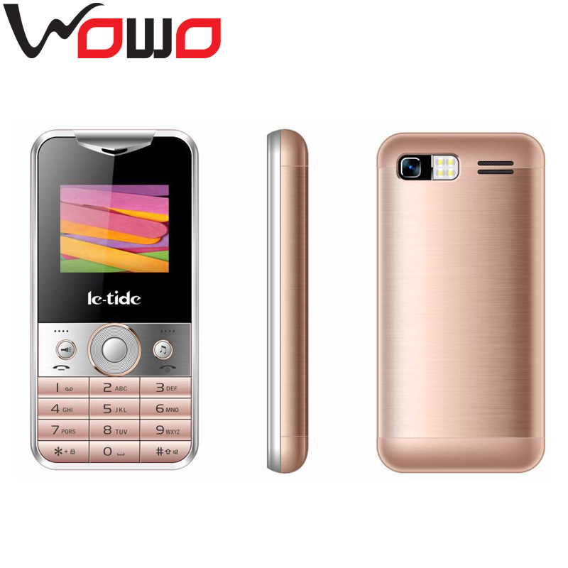 1.77 inch LCD Screen China Mobile Phone Good Quality Cheap Price Dual Sim 2G GSM Feature Phone V600