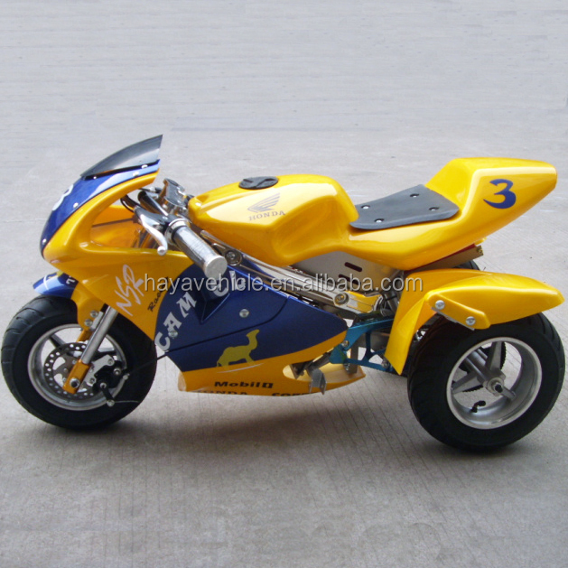 49cc Super Three Wheel Mini Moto Pocket Bike