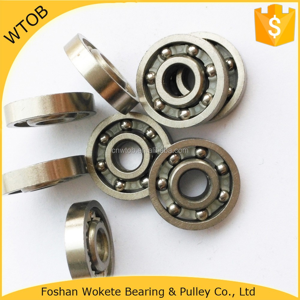 Single Row Small Electric Motor Zz809 Ball Bearings Automobile Bearing