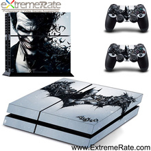 Vinyl material console skin for ps4 controller decal skin sticker OEM high quality