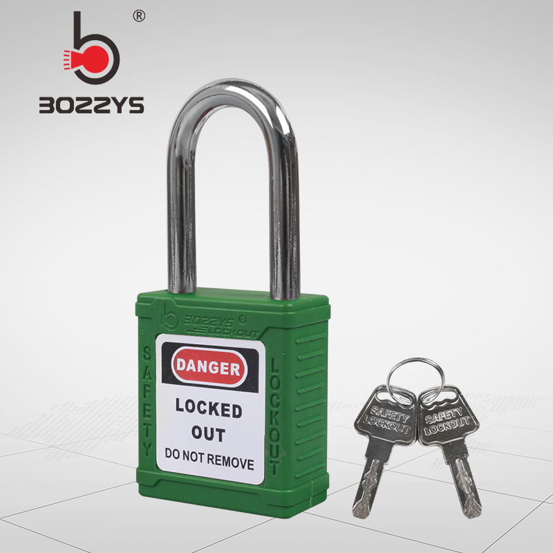OEM Steel Safety Padlock LOTO Lockouts with Key alike