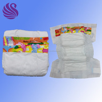 Soft Sleepy Best Quality Cotton Baby Diaper Manufacture in China