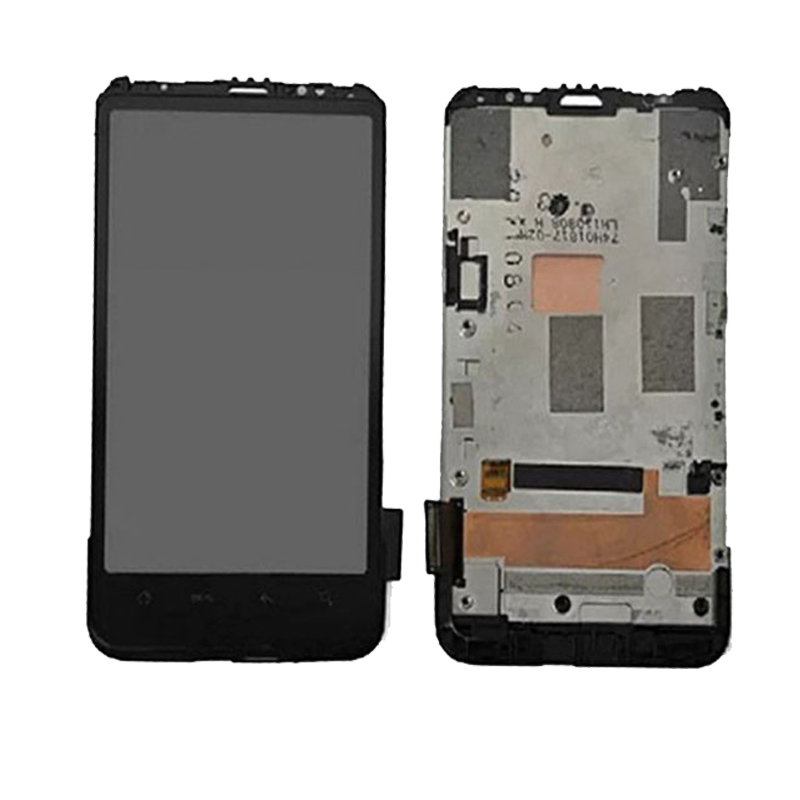 TOP Quality Full LCD Display Panel With Touch Screen Digitizer Assembly For HTC <strong>Desire</strong> HD A9191 <strong>G10</strong> With Frame