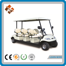 2017 new model 6 passenger electric golf cart for sale