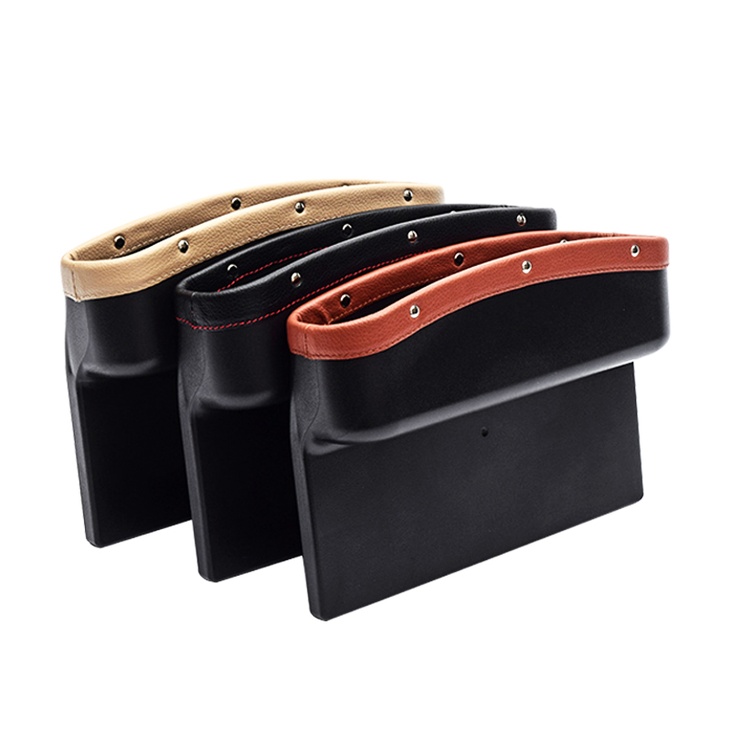 SN-X-<strong>050</strong> Different types car seat gap filler document organizer