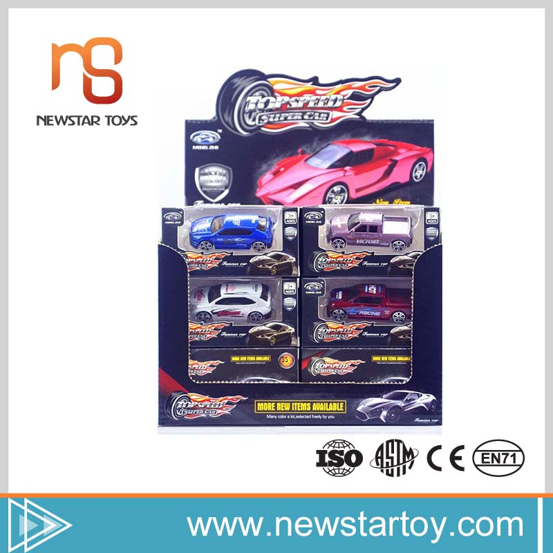 alibaba new product marketing diecast model car kits for kids