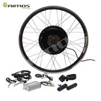 All waterproof cable 48v 1000w electric bike kit with battery for general bike